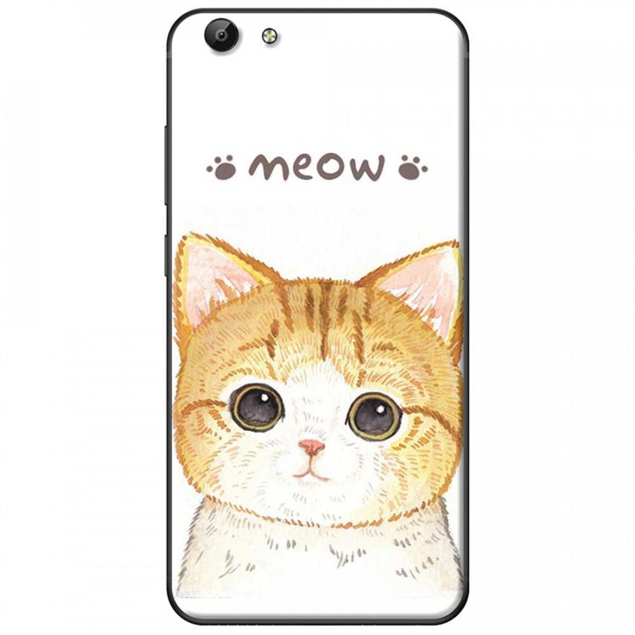 Ốp lưng dành cho Vivo Y69 mẫu Meow