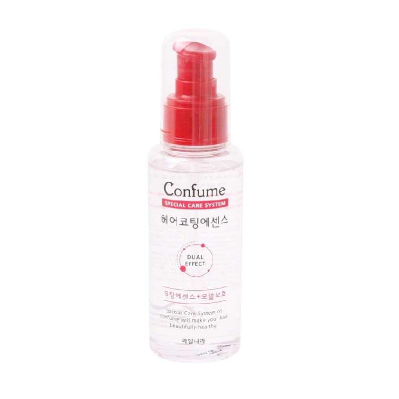Tinh dầu dưỡng tóc và tạo nếp phục hồi tóc hư tổn confume coating essence 100ml
