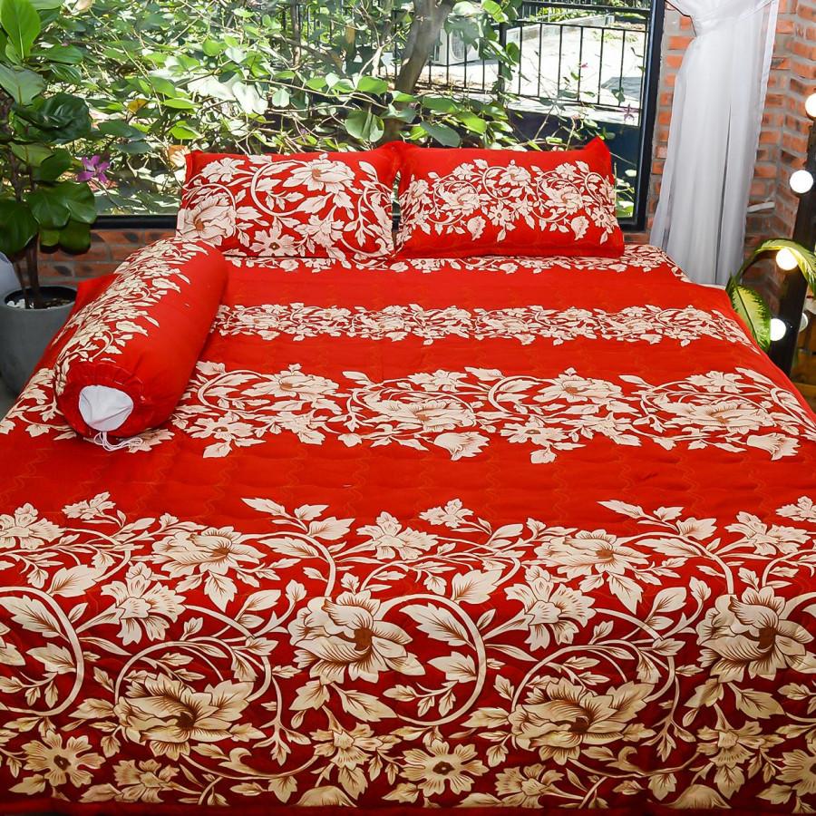 Bộ sản phẩm 5 món , đặc biệt chăn gối chần gòn vải cotton hoa P18 - 2028753 , 3120236235889 , 62_11025687 , 600000 , Bo-san-pham-5-mon-dac-biet-chan-goi-chan-gon-vai-cotton-hoa-P18-62_11025687 , tiki.vn , Bộ sản phẩm 5 món , đặc biệt chăn gối chần gòn vải cotton hoa P18