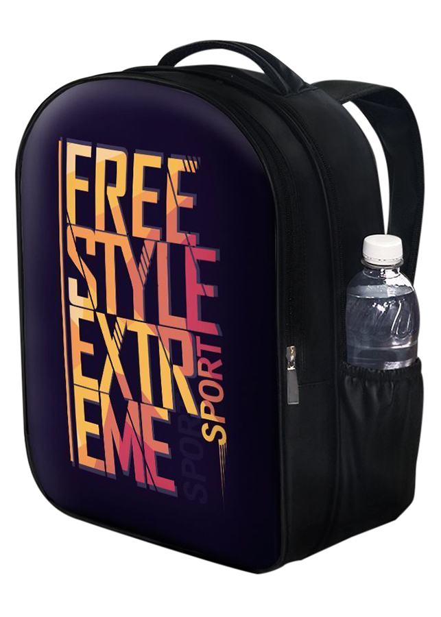 Balo Unisex In Hình Free Style Extreme Sport - BLTE108