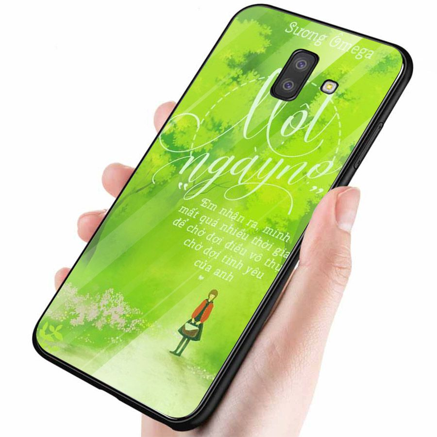 Ốp kính cường lực dành cho điện thoại Samsung Galaxy J4 - J6 - J6 PLUS/J6 PRIME - J8 - lời trích - tâm trạng - tam013 - 863557 , 1046389457676 , 62_14834724 , 209000 , Op-kinh-cuong-luc-danh-cho-dien-thoai-Samsung-Galaxy-J4-J6-J6-PLUS-J6-PRIME-J8-loi-trich-tam-trang-tam013-62_14834724 , tiki.vn , Ốp kính cường lực dành cho điện thoại Samsung Galaxy J4 - J6 - J6 PLUS/J6 PRI