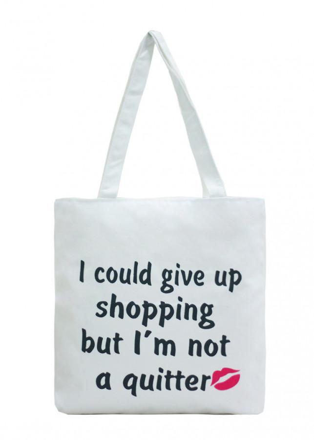 Túi Vải Đeo Vai Tote Bag I Could