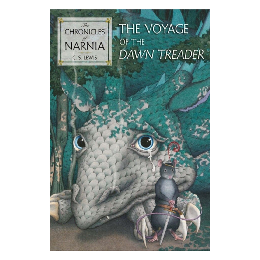 The Voyage Of The Dawn Treader - 989321 , 2997825485663 , 62_2632851 , 180000 , The-Voyage-Of-The-Dawn-Treader-62_2632851 , tiki.vn , The Voyage Of The Dawn Treader