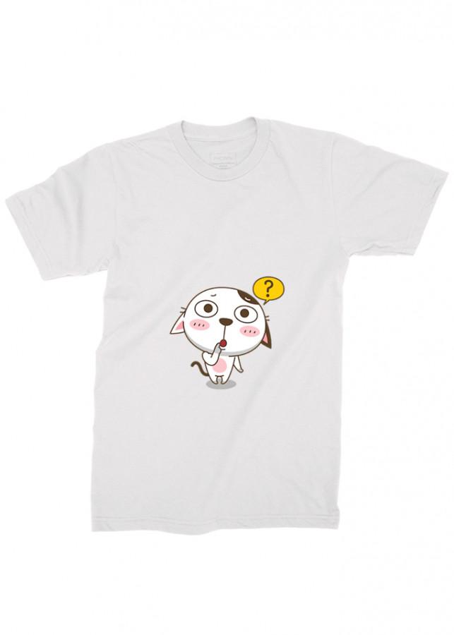 Áo thun nam mèo, áo thun mèo đa cảm ab4