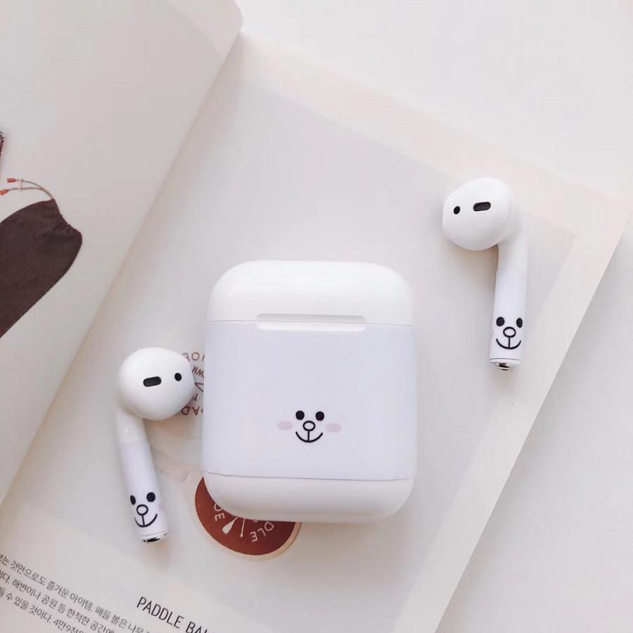 Decal skin trang trí hộp sạc và tai nghe Apple Airpods chống bẩn, hình ảnh độc đáo - 2149004 , 3169208988590 , 62_13710351 , 80000 , Decal-skin-trang-tri-hop-sac-va-tai-nghe-Apple-Airpods-chong-ban-hinh-anh-doc-dao-62_13710351 , tiki.vn , Decal skin trang trí hộp sạc và tai nghe Apple Airpods chống bẩn, hình ảnh độc đáo