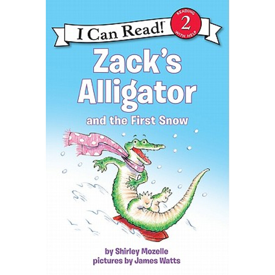 Zacks Alligator and the First Snow (I Can Read Level 2) - 3909300966283,62_5253983,118000,tiki.vn,Zacks-Alligator-and-the-First-Snow-I-Can-Read-Level-2-62_5253983,Zacks Alligator and the First Snow (I Can Read Level 2)