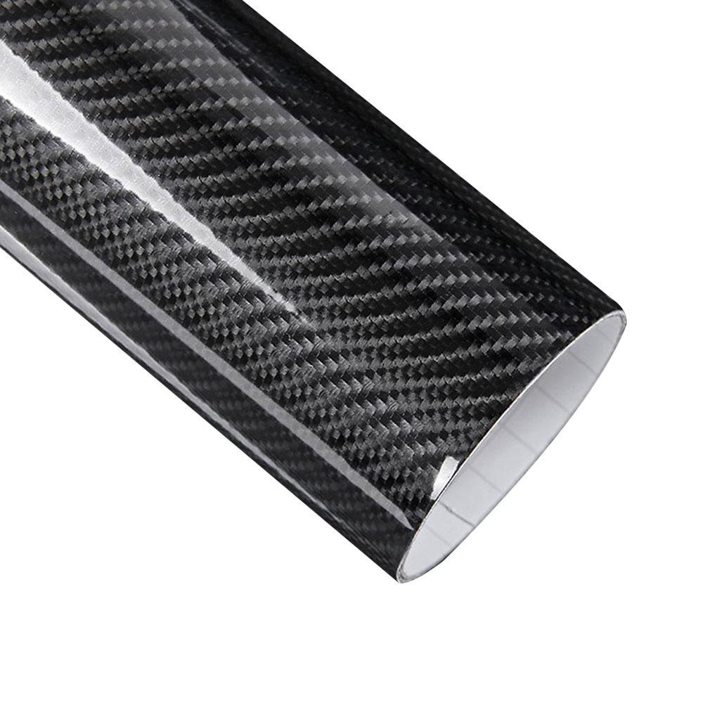 Miếng Dán Sợi Carbon 5D Bảo Vệ Xe