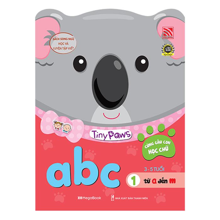 Tiny Paws - Cùng Gấu Con Học Chữ Cái Tiếng Anh ABC - Từ A Đến M
