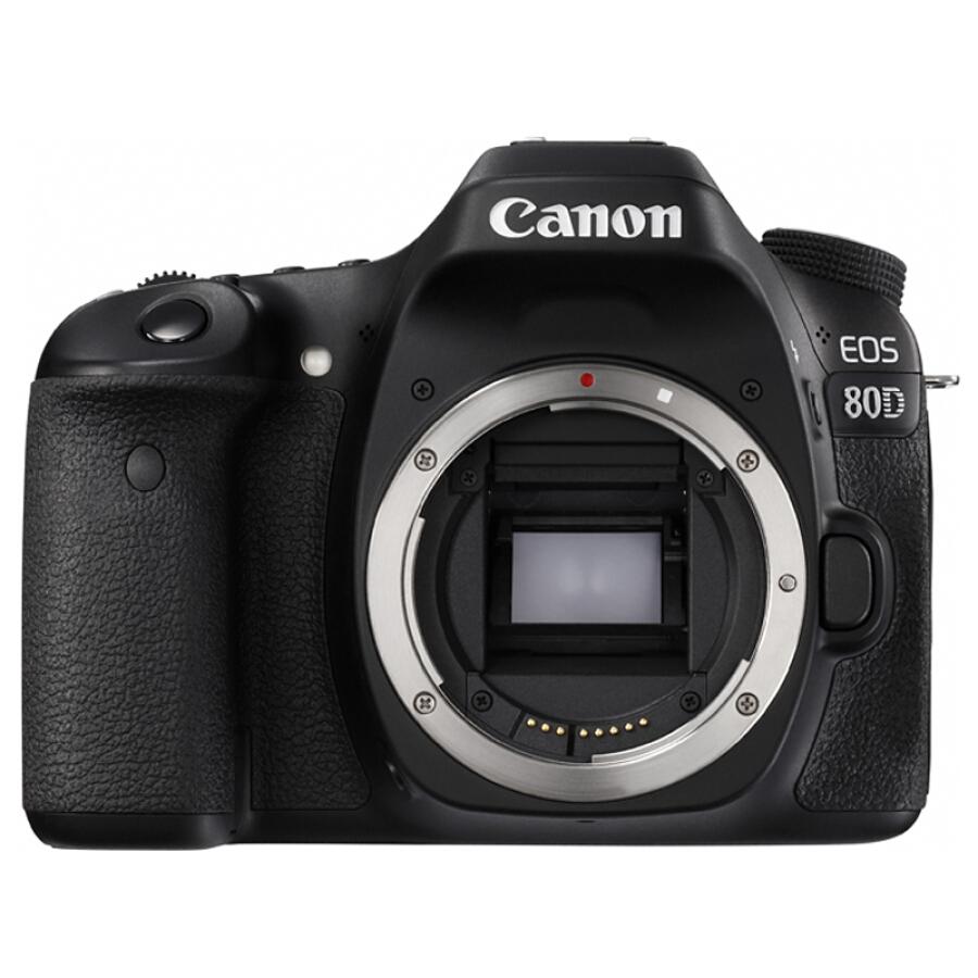 Thân Máy Ảnh Canon EOS 80D SLR - Hàng nhập khẩu