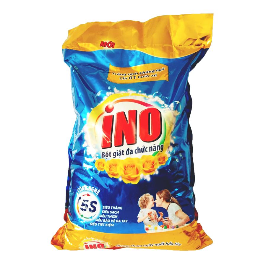 Bột Giặt INO Diệt Khuẩn (9kg)