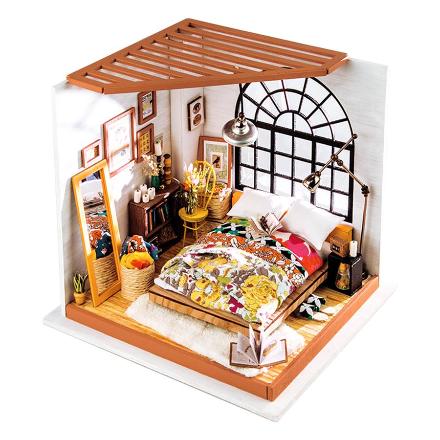 Mô hình DIY: Vintage Home DG17