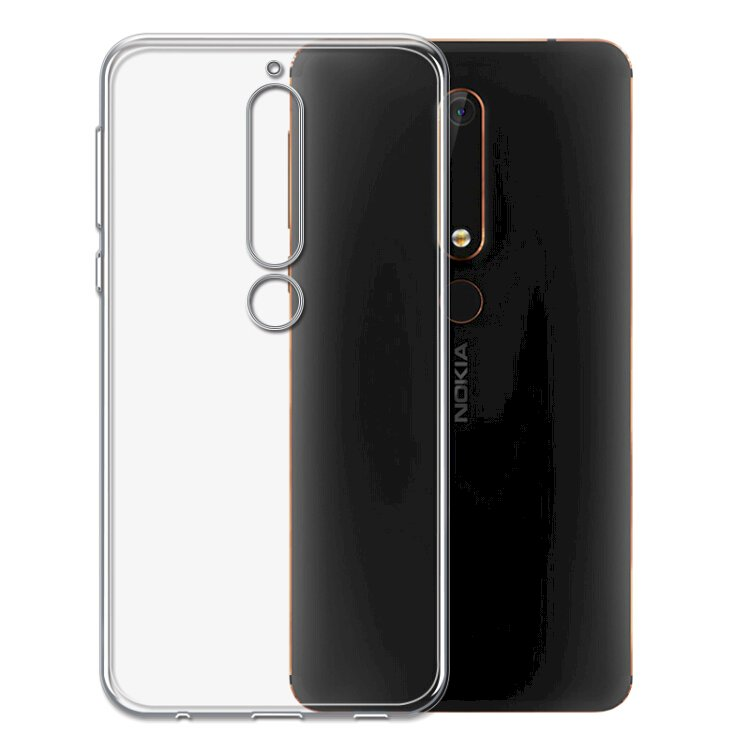 Ốp Lưng Silicone Cho Nokia 6 KOLA
