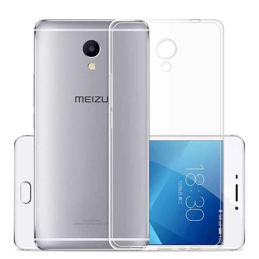 Ốp Nhựa TPU Cho Meizu Blue Note 5 KOLA - Trong Suốt
