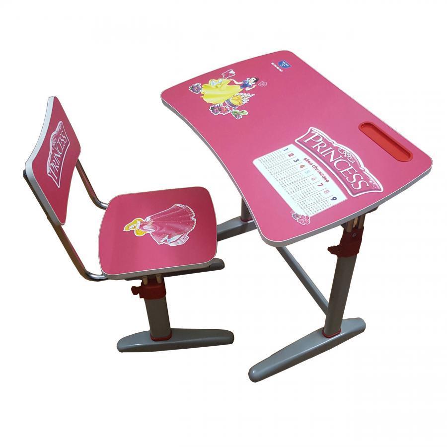 Bàn học thông minh cho bé Hòa Phát BHS20-03 (Hồng)