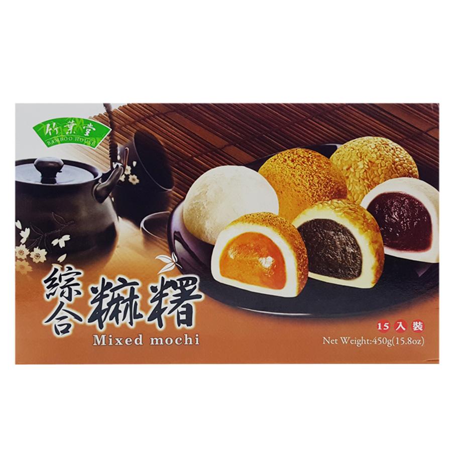 Bánh Mochi 3 vị Japanese Bamboo House - Nhập khẩu Đài Loan - 1872693 , 2523226181202 , 62_13692800 , 90000 , Banh-Mochi-3-vi-Japanese-Bamboo-House-Nhap-khau-Dai-Loan-62_13692800 , tiki.vn , Bánh Mochi 3 vị Japanese Bamboo House - Nhập khẩu Đài Loan