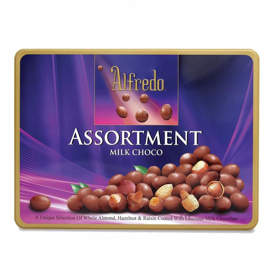 Kẹo Socola  Asortment Alfredo - Tím (180g/Hộp)
