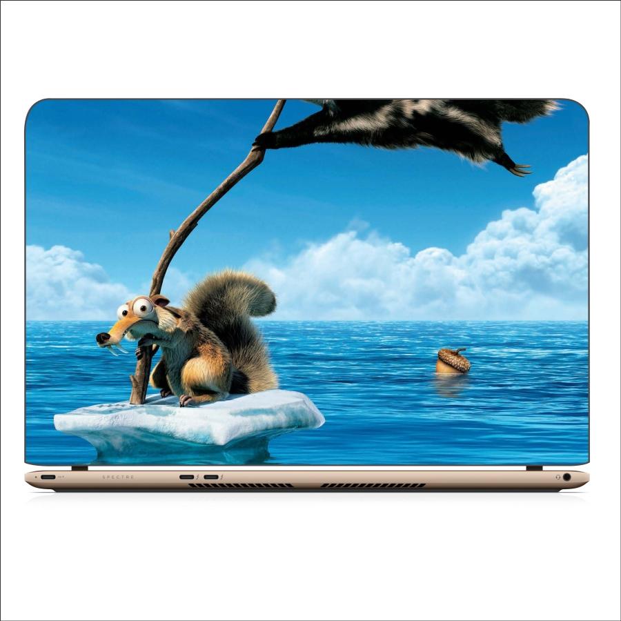 Miếng Dán Skin In Decal Dành Cho Laptop - Scrat 4 - Mã 081118