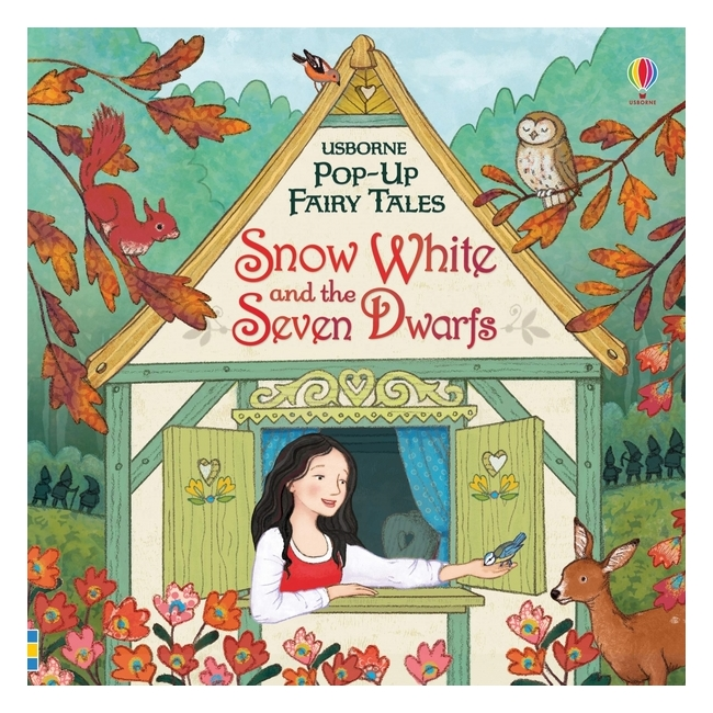 Pop Up Fairy Tales Snow White And The Seven Dwarfs