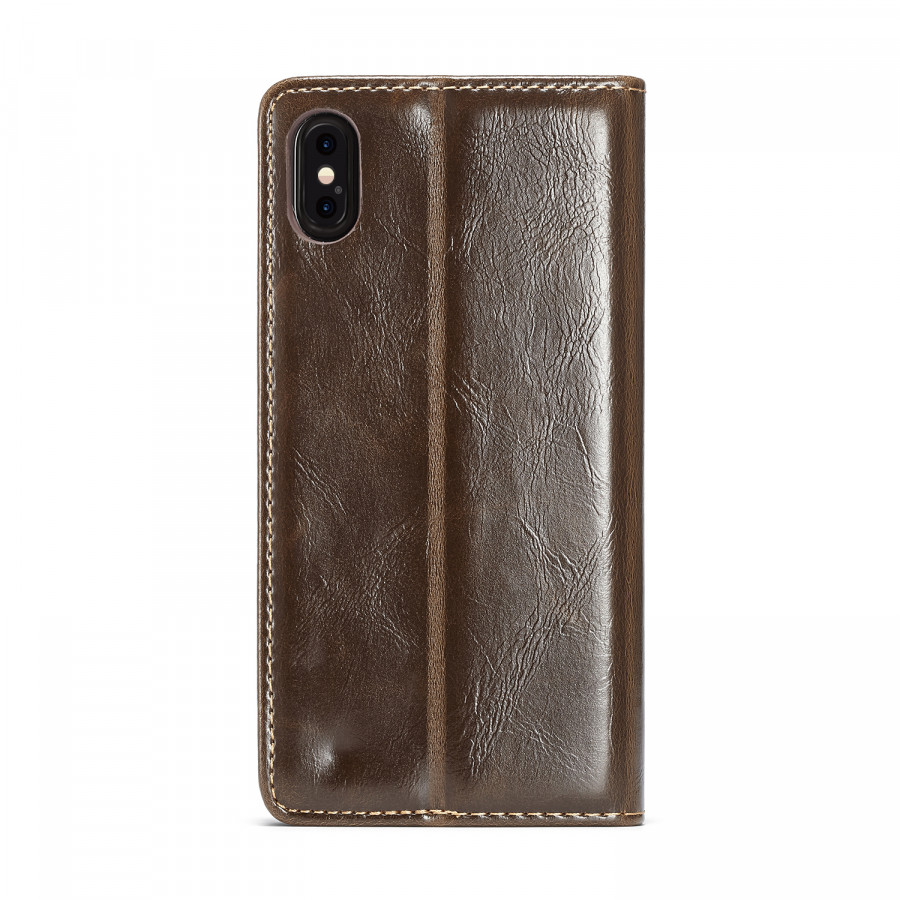 Protective Wallet Case Tramx PU Leather Phone Cover For Apple iPhone XS MAX - 2364214 , 9932465056777 , 62_15450631 , 174000 , Protective-Wallet-Case-Tramx-PU-Leather-Phone-Cover-For-Apple-iPhone-XS-MAX-62_15450631 , tiki.vn , Protective Wallet Case Tramx PU Leather Phone Cover For Apple iPhone XS MAX