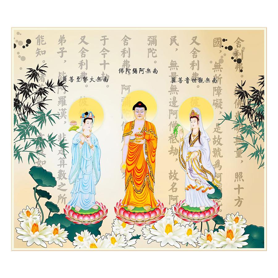 Tranh Phật Giáo Dán Tường - Mã 15