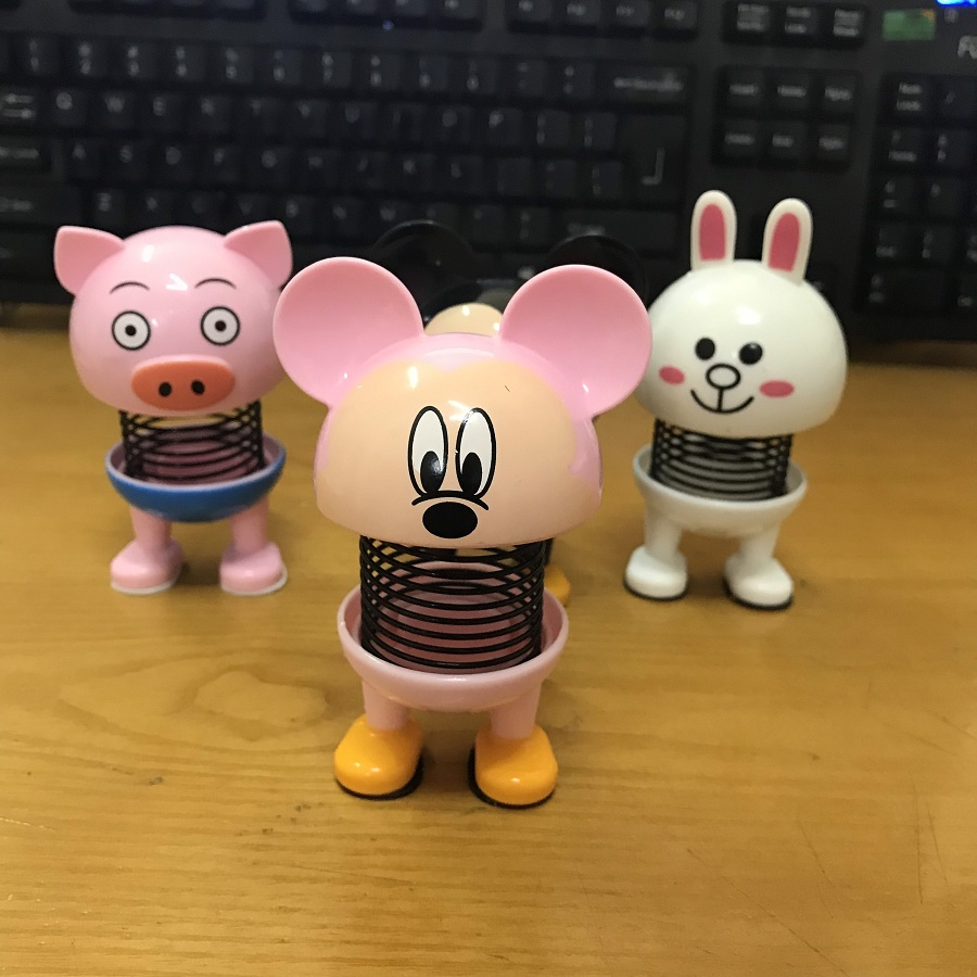 Thú nhún lò xo Emoji hoạt hình hình Lợn In, Thỏ Con, Chuột Mickey, Chuột nhắt  siêu đáng yêu - 9906895 , 2315679204795 , 62_19752147 , 39000 , Thu-nhun-lo-xo-Emoji-hoat-hinh-hinh-Lon-In-Tho-Con-Chuot-Mickey-Chuot-nhat-sieu-dang-yeu-62_19752147 , tiki.vn , Thú nhún lò xo Emoji hoạt hình hình Lợn In, Thỏ Con, Chuột Mickey, Chuột nhắt  siêu đáng