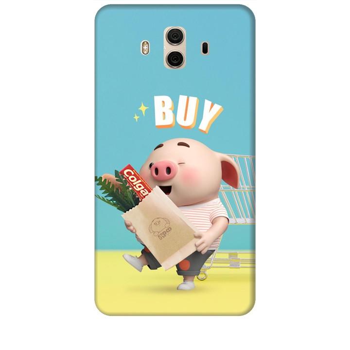 Ốp lưng dành cho điện thoại Huawei MATE 10 Heo Con Mua Sắm