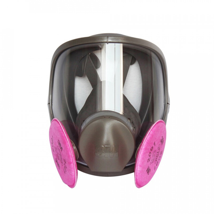 3M 6800 Painting Spray Gas Mask Organic Vapors Safety Respirator Full Facepiece Protection Welding Respirator - 9610343 , 6433961678133 , 62_19398983 , 3075000 , 3M-6800-Painting-Spray-Gas-Mask-Organic-Vapors-Safety-Respirator-Full-Facepiece-Protection-Welding-Respirator-62_19398983 , tiki.vn , 3M 6800 Painting Spray Gas Mask Organic Vapors Safety Respirator F