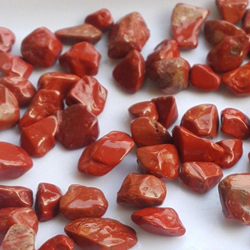 Đá Thạch Anh Đỏ Vụn ( 300 Gram )
