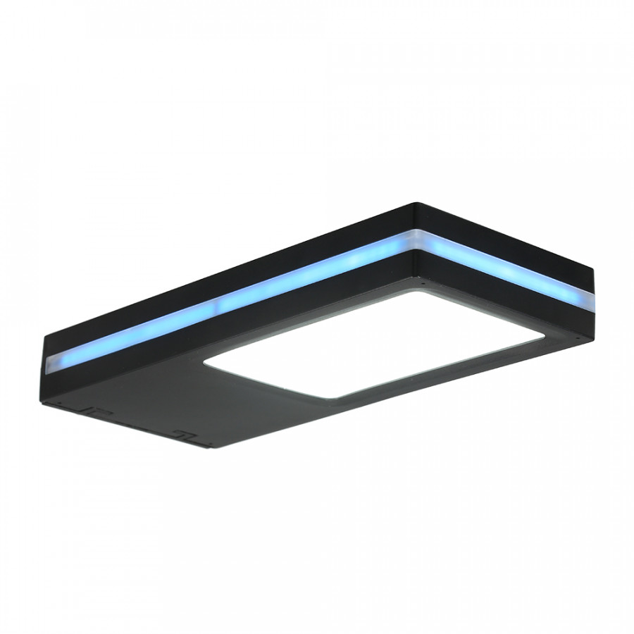 144 LED Outdoor Solar Powered Energy Wall Lamp Light 3 Lighting Modes Supported Manual/ Light/ PIR Motion Radar Sensing