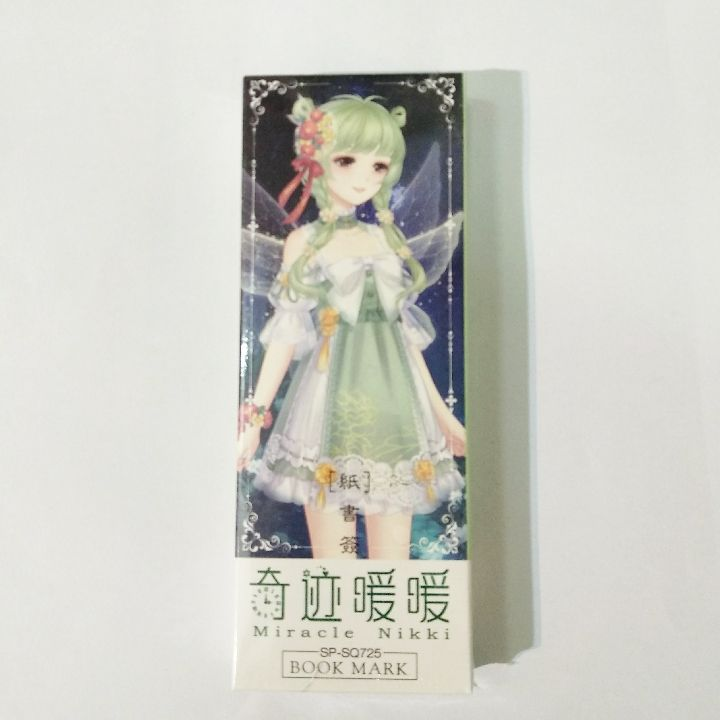 Bookmark Anime Miracle Nikki hộp 30 tấm