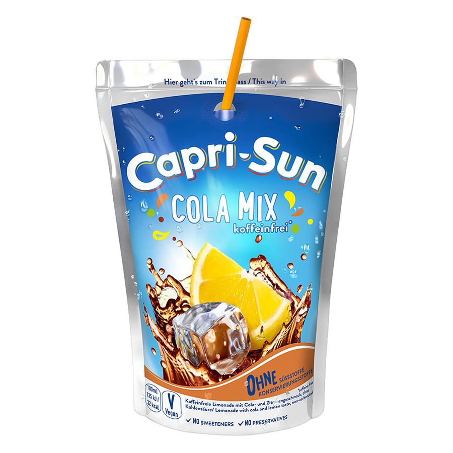 Nước Trái Cây Capri Sun Vị Cola (200ml)