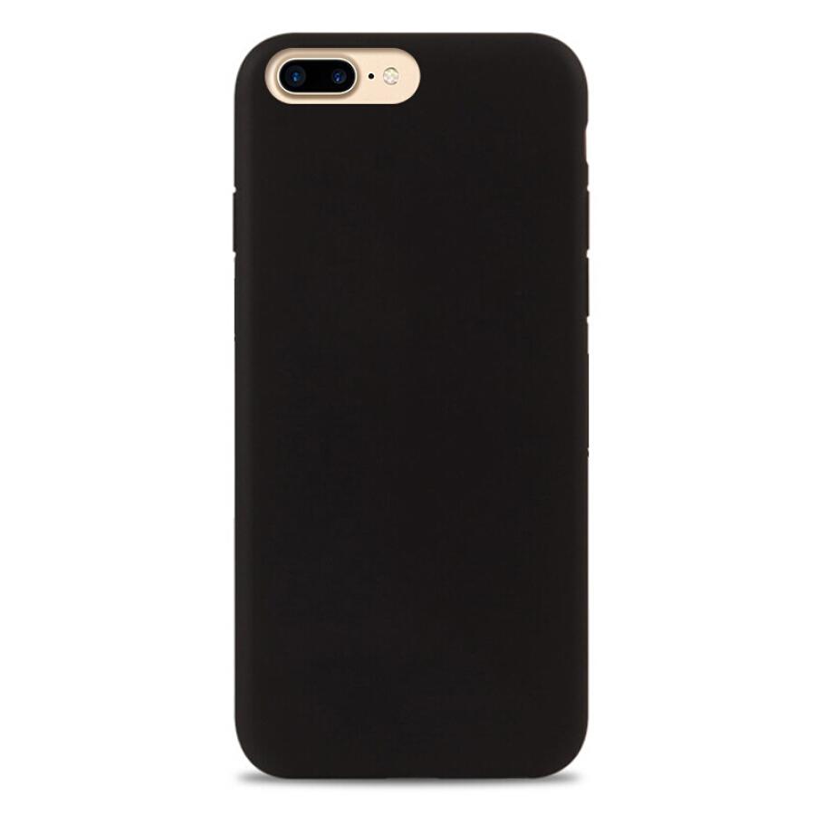 Ốp Lưng Silicon Cho iPhone 7Plus / 8Plus STRYFER - Đen