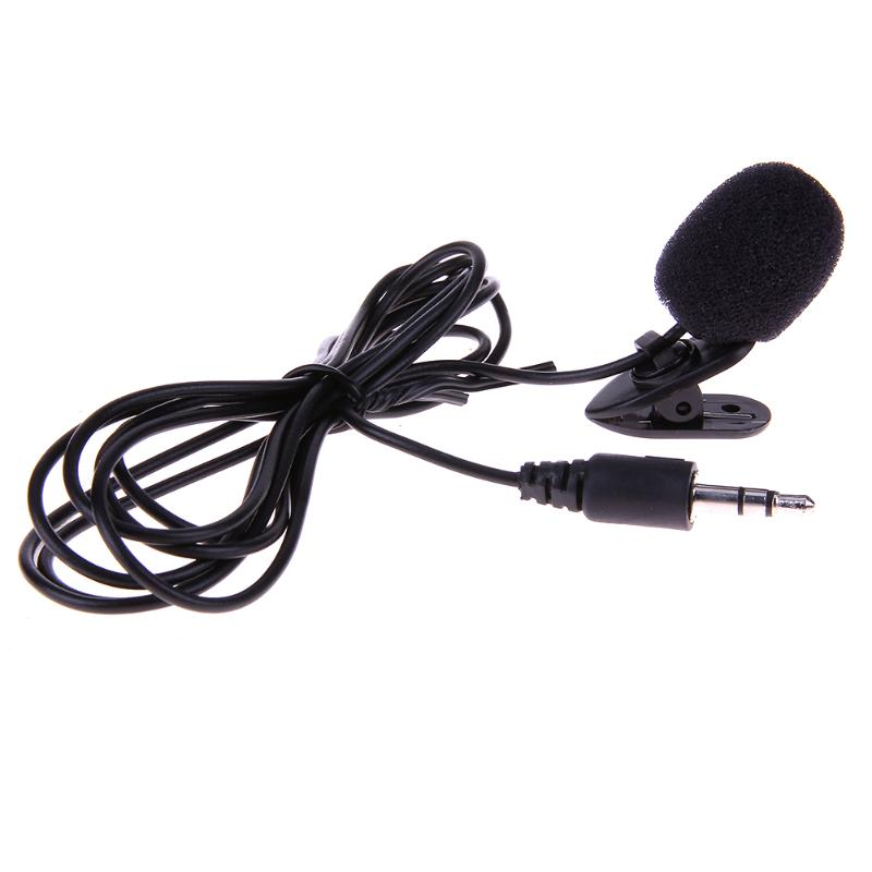 Professional 3.5mm Jack Active Clip Mic Microphone Mini USB Audio Adapter Cable for Gopro hero 3 3+ 4 Camera Smartphone PC - 16629941 , 7764844235235 , 62_27208518 , 109000 , Professional-3.5mm-Jack-Active-Clip-Mic-Microphone-Mini-USB-Audio-Adapter-Cable-for-Gopro-hero-3-3-4-Camera-Smartphone-PC-62_27208518 , tiki.vn , Professional 3.5mm Jack Active Clip Mic Microphone Min