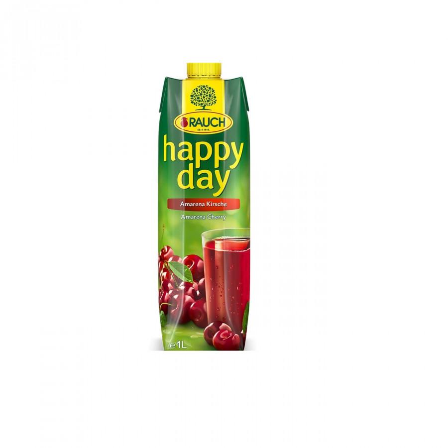 Nước Ép Anh Đào Rauch - Happy Day 1L