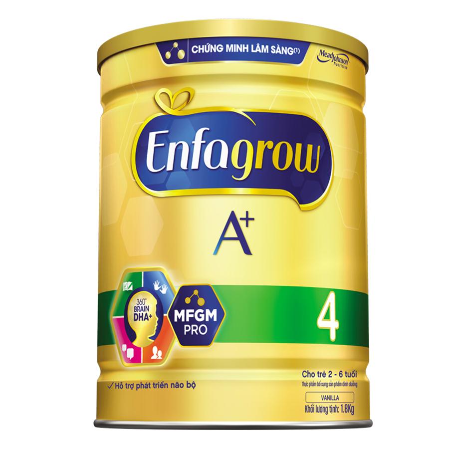 Sữa Bột Enfagrow A+ 4 (1.8kg)