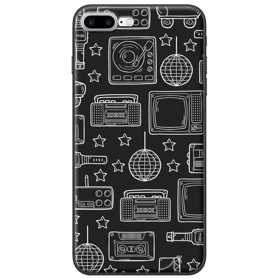 Ốp lưng dành cho iPhone 7 Plus mẫu Đồ điện tử