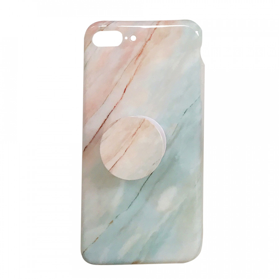 Marble Painted Soft TPU Case for iPhone with Expanding Stand Holder Smartphone Protetive Back Cover - 2296926 , 9284504436645 , 62_14771274 , 217000 , Marble-Painted-Soft-TPU-Case-for-iPhone-with-Expanding-Stand-Holder-Smartphone-Protetive-Back-Cover-62_14771274 , tiki.vn , Marble Painted Soft TPU Case for iPhone with Expanding Stand Holder Smartphon