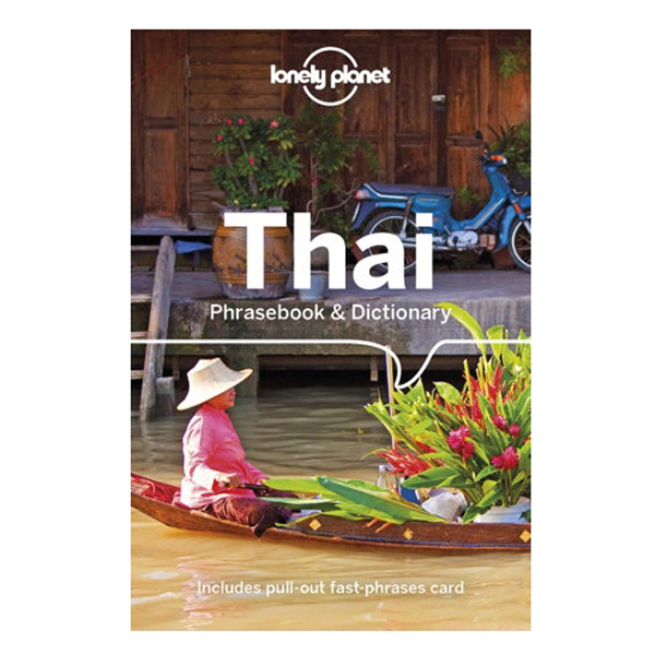 Thai Phrasebk  Dictionary 9Ed.