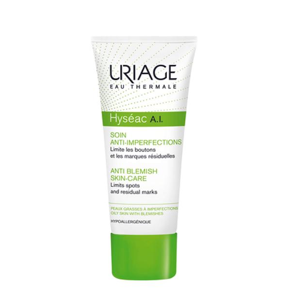 Kem kiểm soát nhờn, giảm mụn Uriage Hyséac A.I. Anti Blemish Skin Care - KBM02