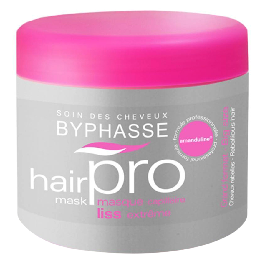 Ủ Tóc Hair Pro Byphasse Dành Cho Tóc Xơ Rối (500ml)