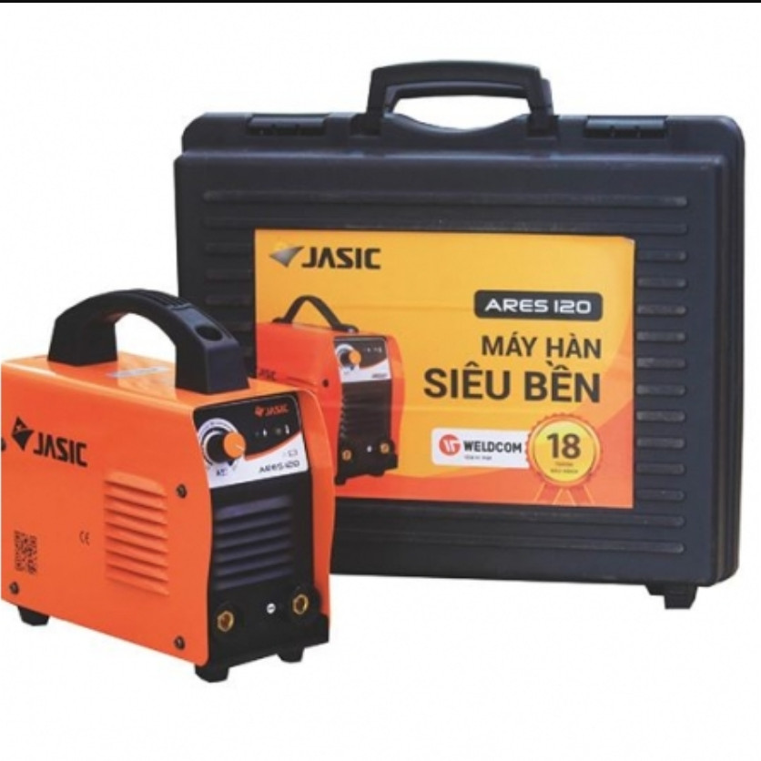Máy hàn điện tử Jasic ARES 120 - 7556751 , 6246501780421 , 62_16604416 , 3000000 , May-han-dien-tu-Jasic-ARES-120-62_16604416 , tiki.vn , Máy hàn điện tử Jasic ARES 120