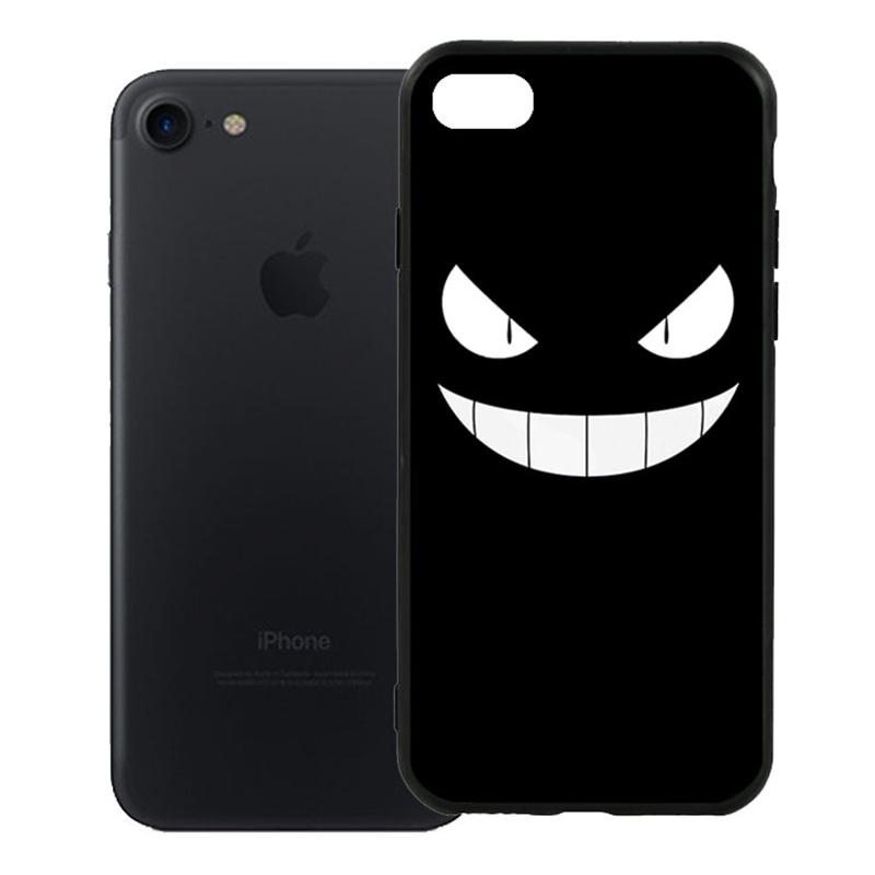 Ốp Lưng Viền TPU Cao Cấp Dành Cho iPhone 7 - Monster 01