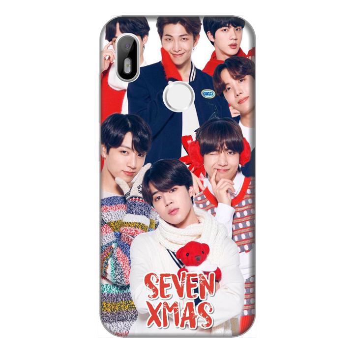 Ốp lưng điện thoại Vsmart Joy 1 hình Ban Nhạc BTS - Hàng chính hãng