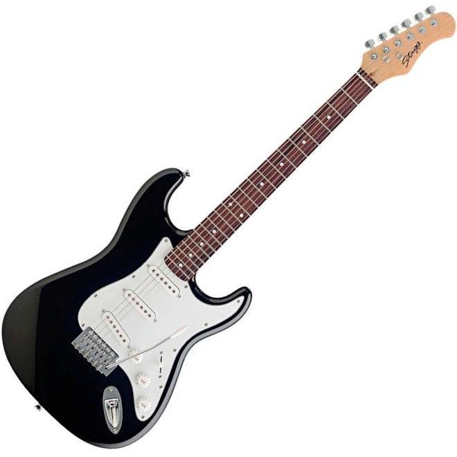 Đàn guitar điện Stagg S300BK - 1031220 , 7809895605290 , 62_3020179 , 3500000 , Dan-guitar-dien-Stagg-S300BK-62_3020179 , tiki.vn , Đàn guitar điện Stagg S300BK