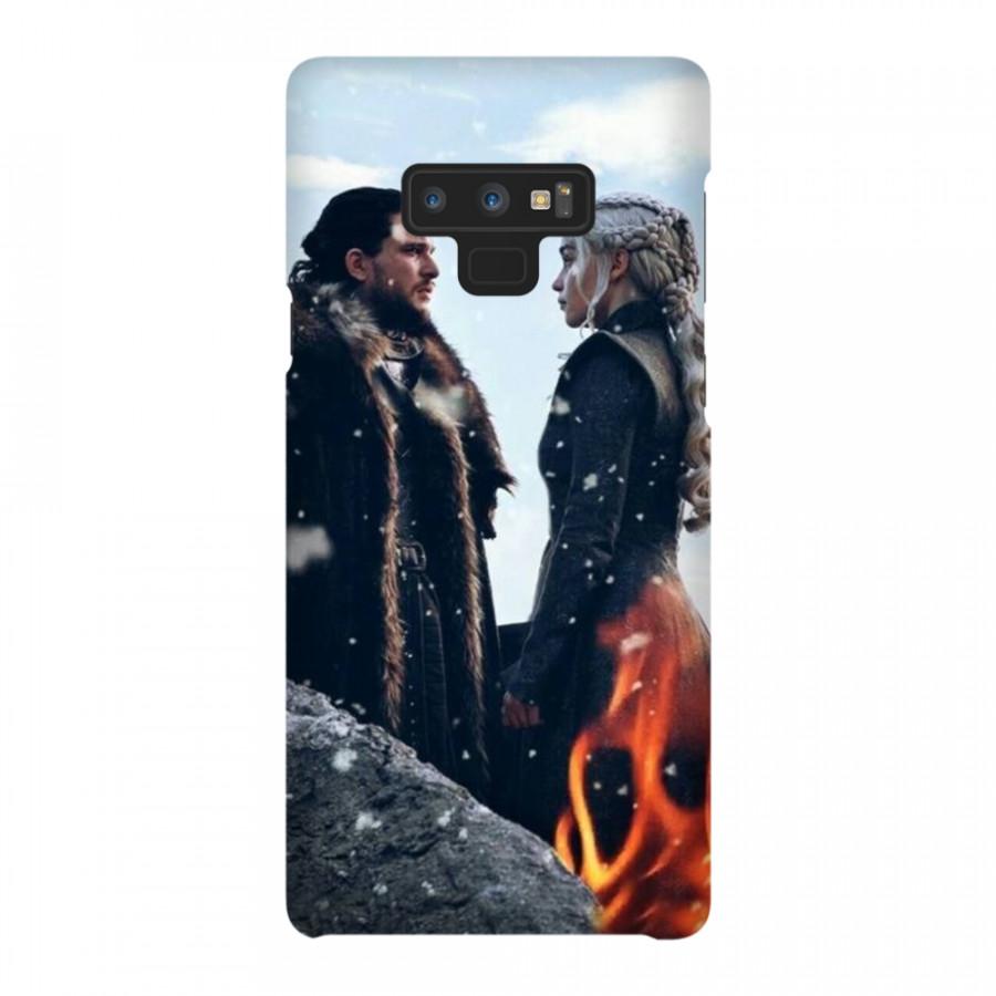 Ốp Lưng Cho Điện Thoại Samsung Galaxy Note 9 Game Of Thrones - Mẫu 359