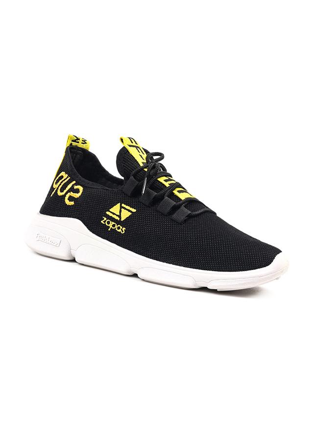 Giày Nam Đẹp Thể Thao Sneaker Thời Trang Zapas - GZ030 (Đen)