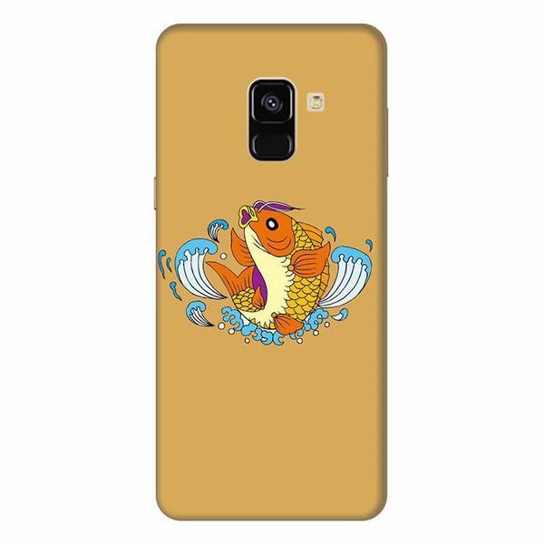 Ốp Lưng Dành Cho Samsung Galaxy A8 2018 - Mẫu 96