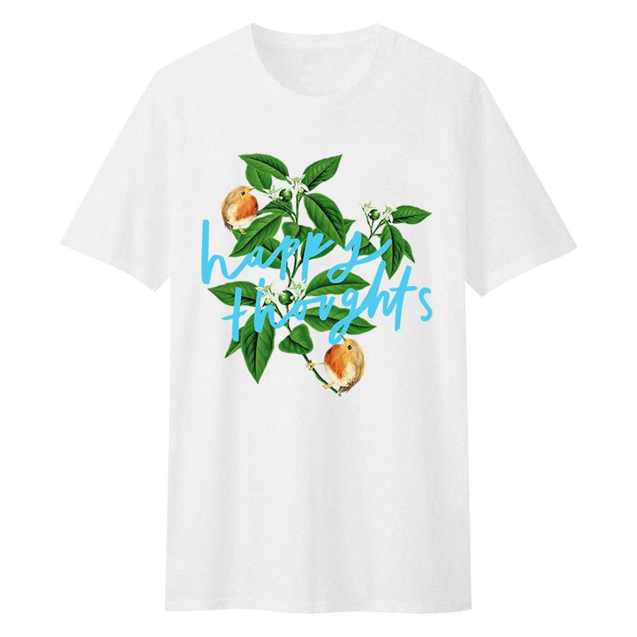 Áo T-shirt Dành Cho Bé DOTILO HAPPY THOUGHTS - hu119