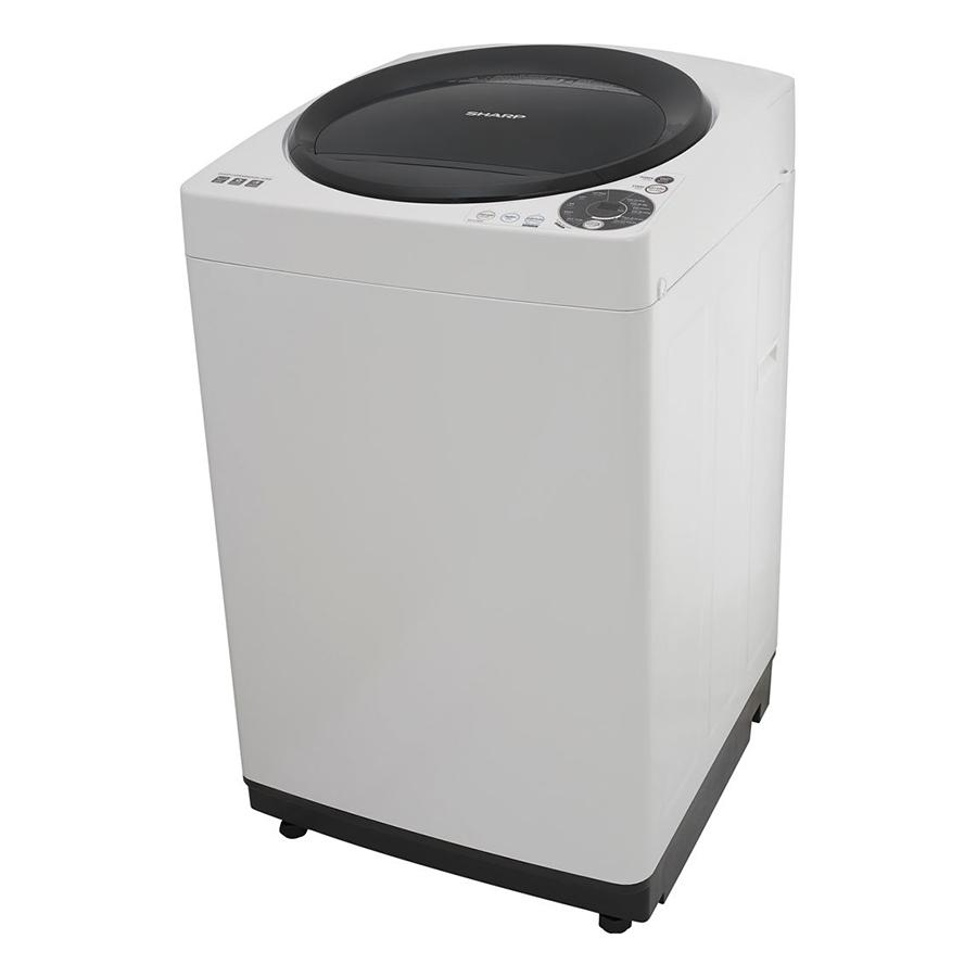 Máy Giặt Cửa Trên Sharp ES-U80GV-H (8.0 Kg) - Hàng chính hãng