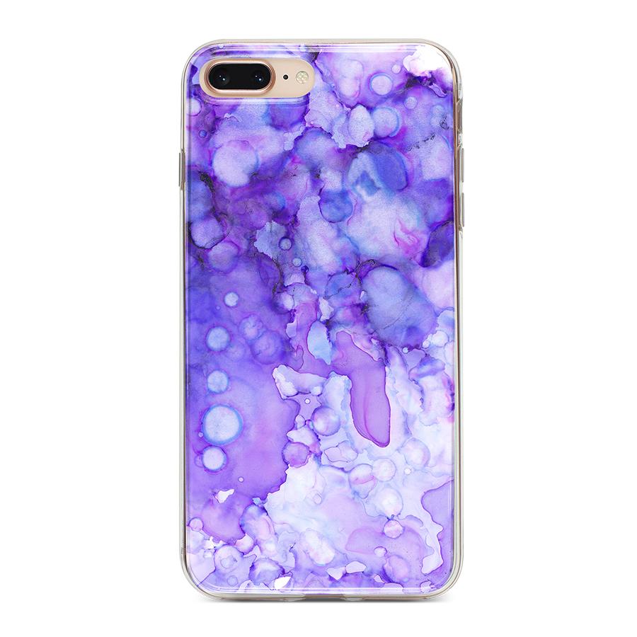 Ốp Lưng Điện Thoại Vân Đá Cho iPhone 7 Plus / 8 Plus A-001-015-C-IP7P